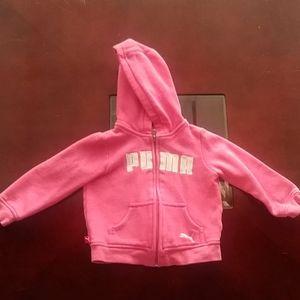 Toddler hoodie